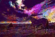 "New artwork for sale! - "" Wild Horse by PixBreak Art "" - http://ift.tt/2sJfRGc"