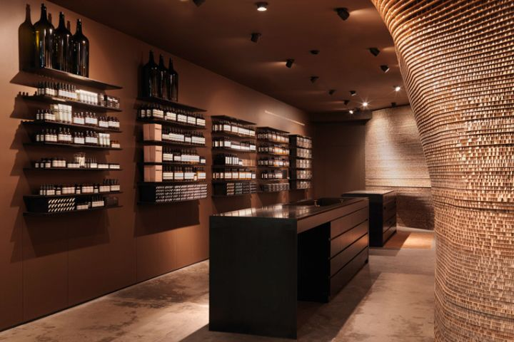 2869 best store design images on pinterest boutique for Outer space design melbourne