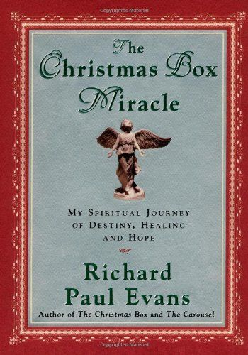 18 best books worth reading images on pinterest reading 50 the christmas box miracle my spiritual journey of destiny healing and hope by richard fandeluxe Choice Image