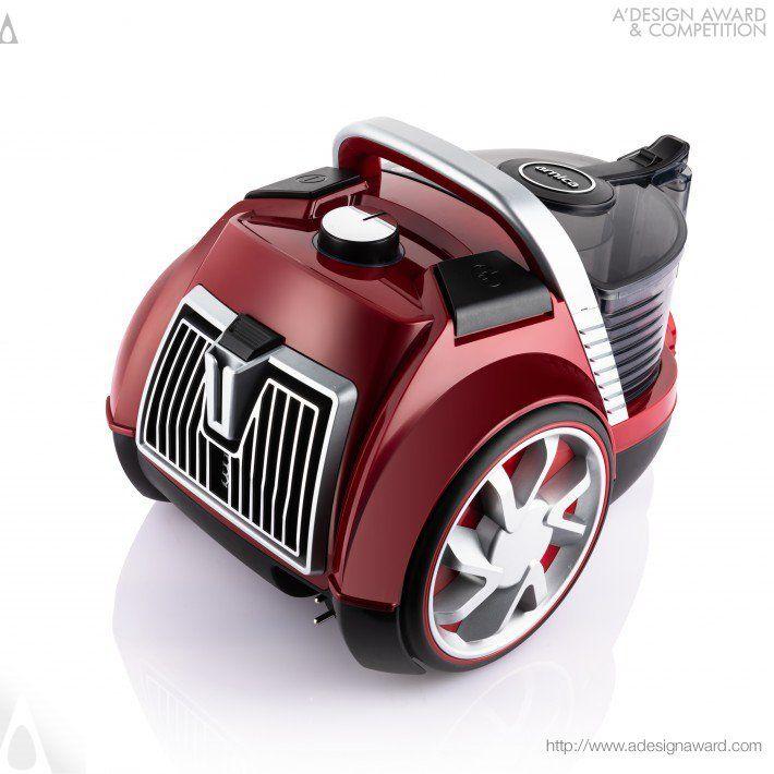 Vesta Cyclonic Vacuum Cleaner Appliances Design Vacuum Cleaner Vesta