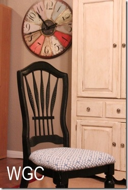 Chair redo, @Anne McDonald You will want to check this out