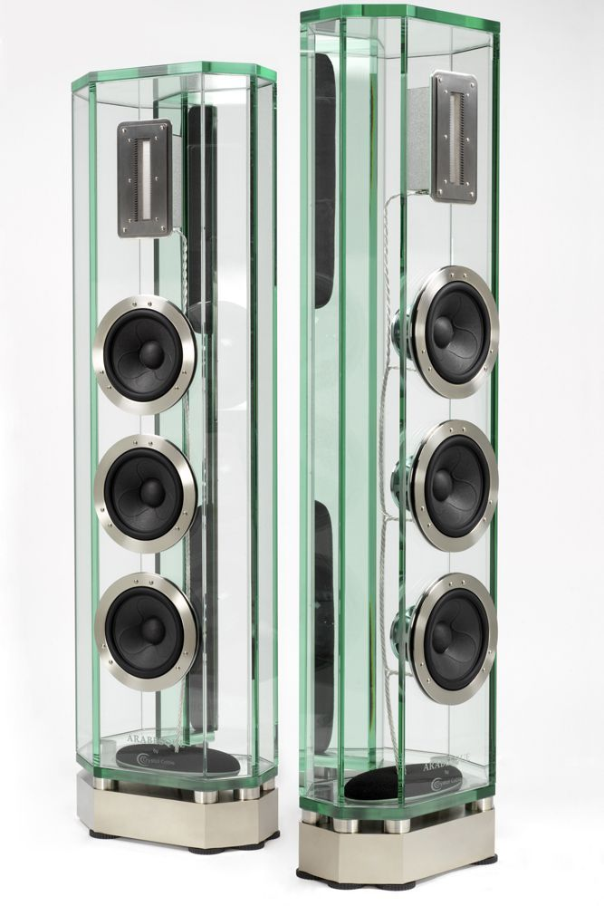 Awesome Speakers 89 best glass and transparent loudspeakers images on pinterest