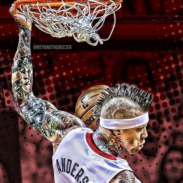 Chris Andersen - The Birdman