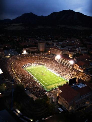 48 Best Colorado University Images On Pinterest