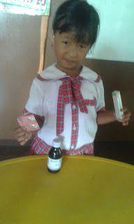 PAUD BUNGA MATAHARI: Il dottore ha visitato a scuola la piccola Asmiran...