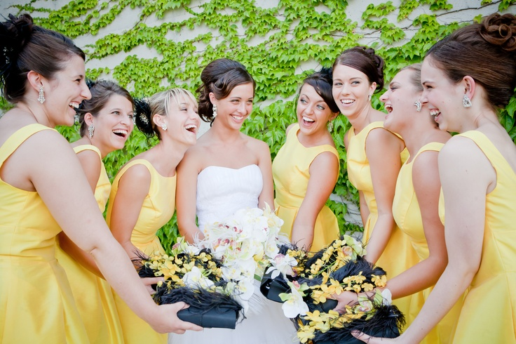32 Best Images About Bridal Party On Pinterest