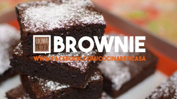 Brownie Exprés