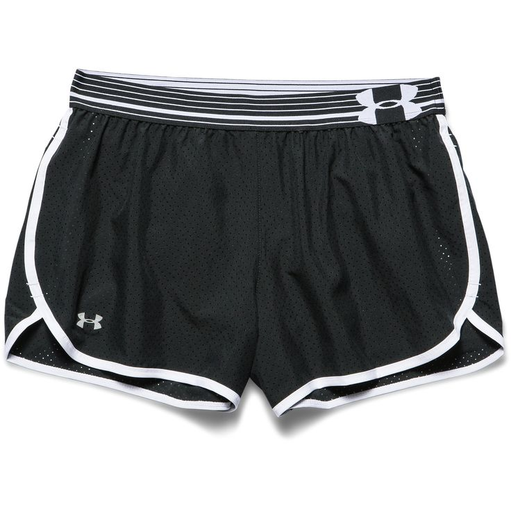 Under Armour Women's Perfect Pace Short (Black)