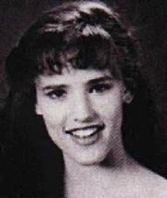 #Jennifer#Garner in high school
