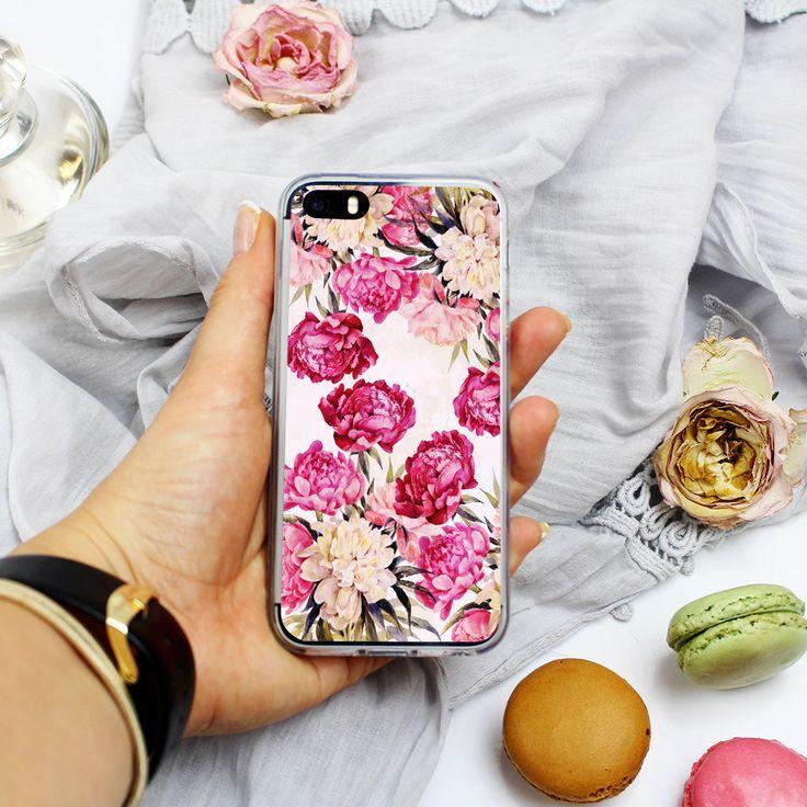 Flower Power. Kwiatowe etui dostępne na wiele modeli smartfonów http://www.etuo.pl/etui-na-telefon-kolekcja-floral-case-piwonie.html