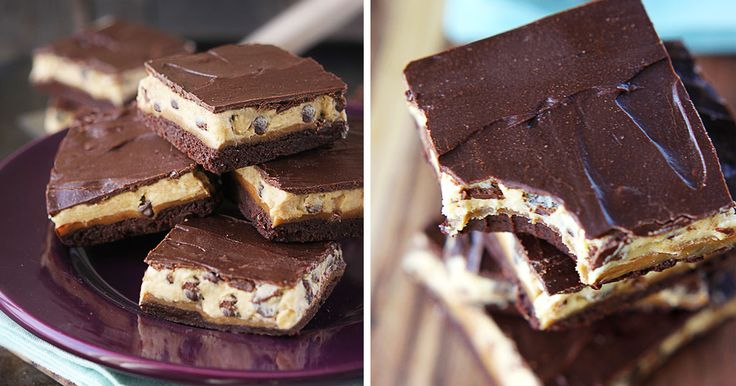 VAROVÁNÍ: Nezkoušejte tento recept, pokud si netroufáte na nesnesitelně dekadentní dezert! Navíc vás bude pravděpodobně každý kdo ochutnal otravovat s tím, kdy jej upečete znovu. Základ tvoří hutný měkký korpus, na kterém se vláčně roztéká karamel. Srdcem těchto řezů je vysoká vrstva vanilkového krému a vrcholem tohoto blaha je hladká čokoládová poleva. Ingredience Vrstva brownie ...