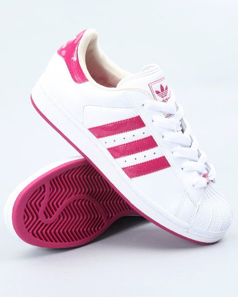 Adidas Superstar Ladies Shoes