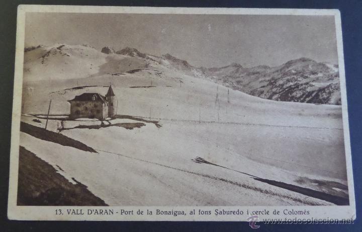 Vall d'Aran. Port de la Bonaigua.