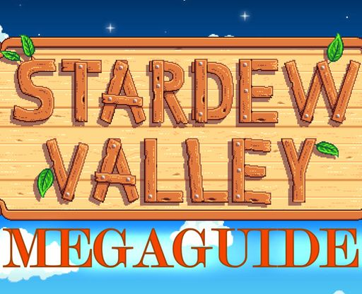This guide will cover everywhere from beginners basics to endgame content, with enough tips and stats to make your eyes water. We'll be covering everywhere from money to relationships to crops. There