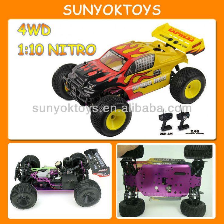 #nitro rc car, #1:10 rc car, #gas powered rc cars
