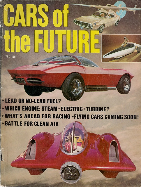 Cars of the Future (60's)