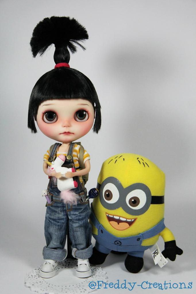 """""""Agnes"""" by Freddy Tan excellent job!!.. love her!!"""
