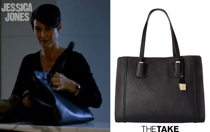 Ivanka Trump Doral Work Tote Bag inspired by Jeri Hogarth in Jessica Jones   More at TheTake.com