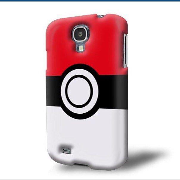 Ayo tangkap terus Pokemonnya! biar tambah fun pakein Samsung Galaxy S4 kamu casing premium pokeball ini! Cuma 250k !! Tapi awas jgn dilempar sma hp nya ke pokemon yaa..