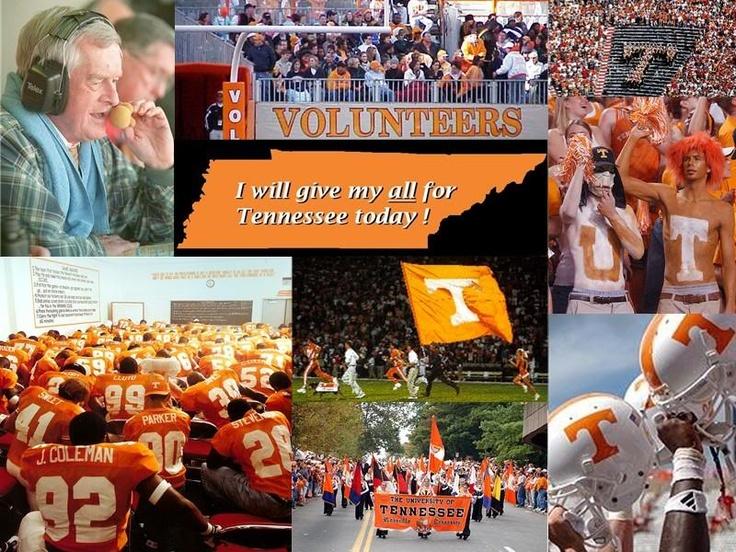 519 Best Tennessee Vols Images On Pinterest Orange
