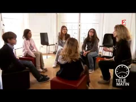 la Méditation de Pleine Conscience enfants/ados - Jeanne Siaud-Facchin, Télématin, France 2 - YouTube