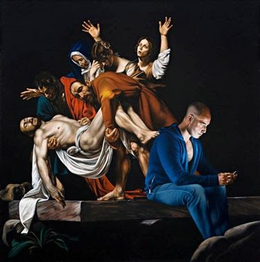 Vermeer Holbein Caravaggio Sagat What Happens When You Put Shirtless Gay Men