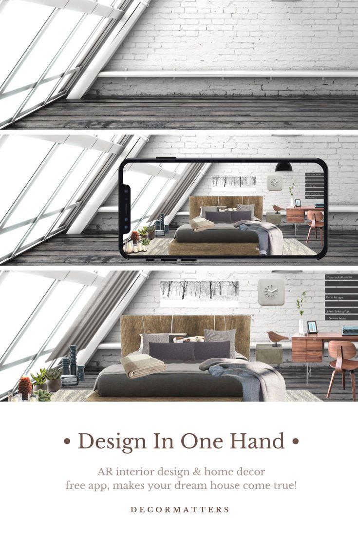 12 best AR Home Decor & Interior Design Free App images on Pinterest