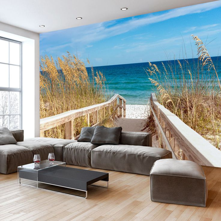 Sea Wallpaper #sea #art #wall #wallpaper