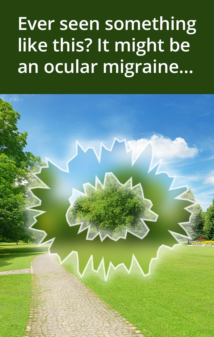 What are ocular migraines? Learn about the causes, treatments and prevention.