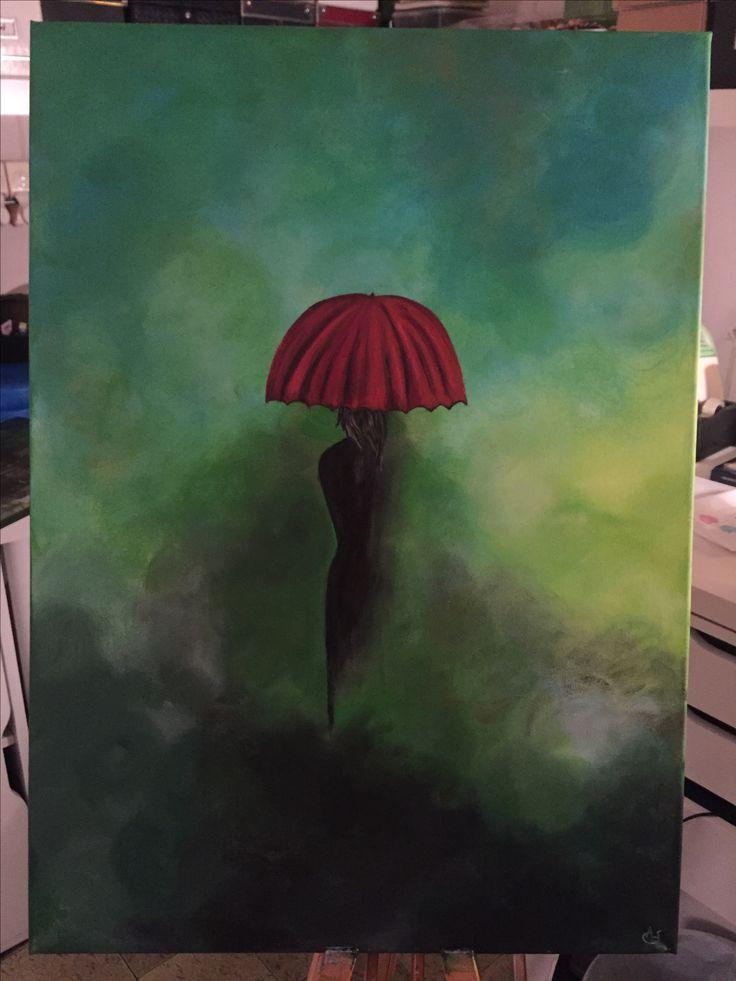 ALSdesigne  akryl på Canvas