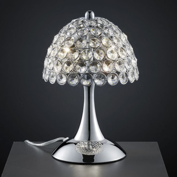 Waterford Crystal Lamps Can Prove To Be A Wonderful Gift Due The Glory And Glamor Associated With Pure Products