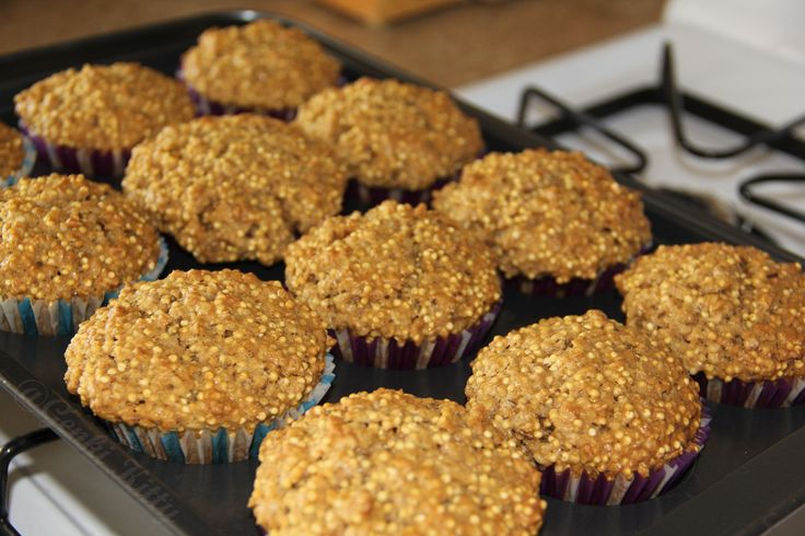 Vegan Millet Muffin Recipe and Video