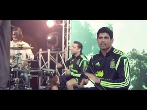 Not even Xavi, Iker Casillas, Diego Costa, Jordi Alba and Cesar Azpilicueta could save this one.