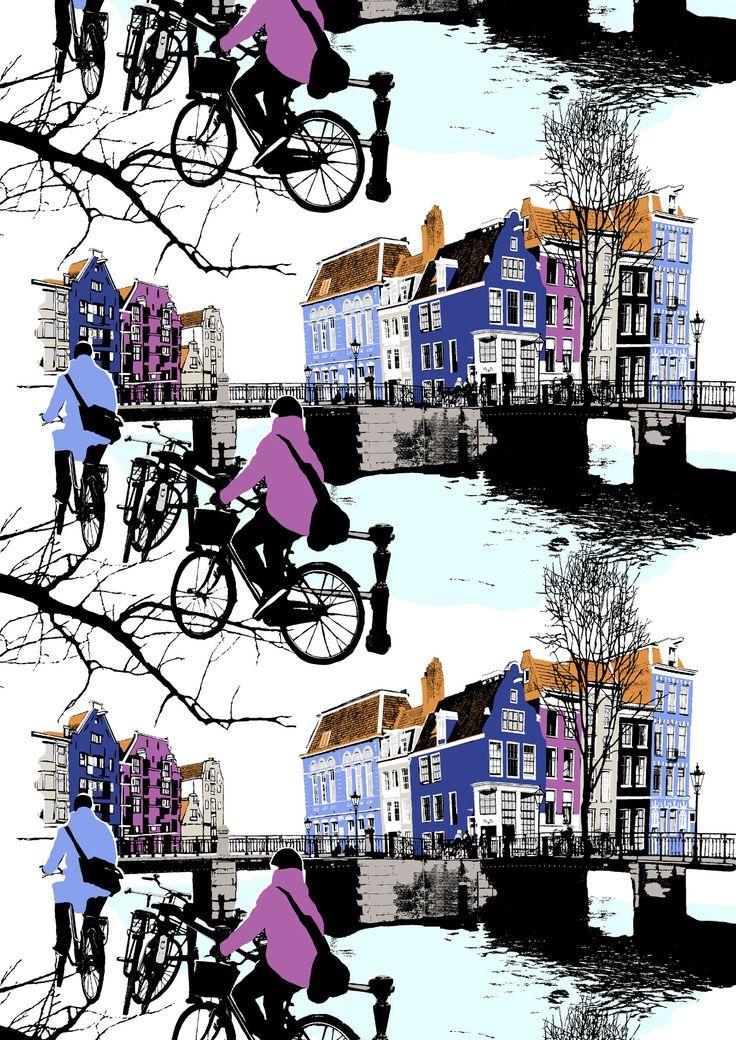 Amsterdam, multi by Riina Kuikka