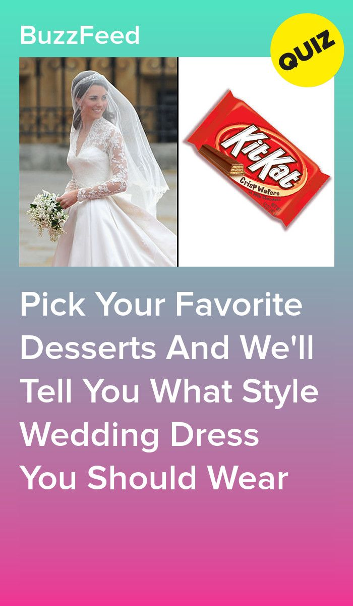 Pick Your Favorite Desserts And We Ll Tell You What Style