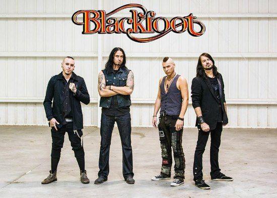 CRR Interview - Rickey Medlocke – Blackfoot Strikes...Again!