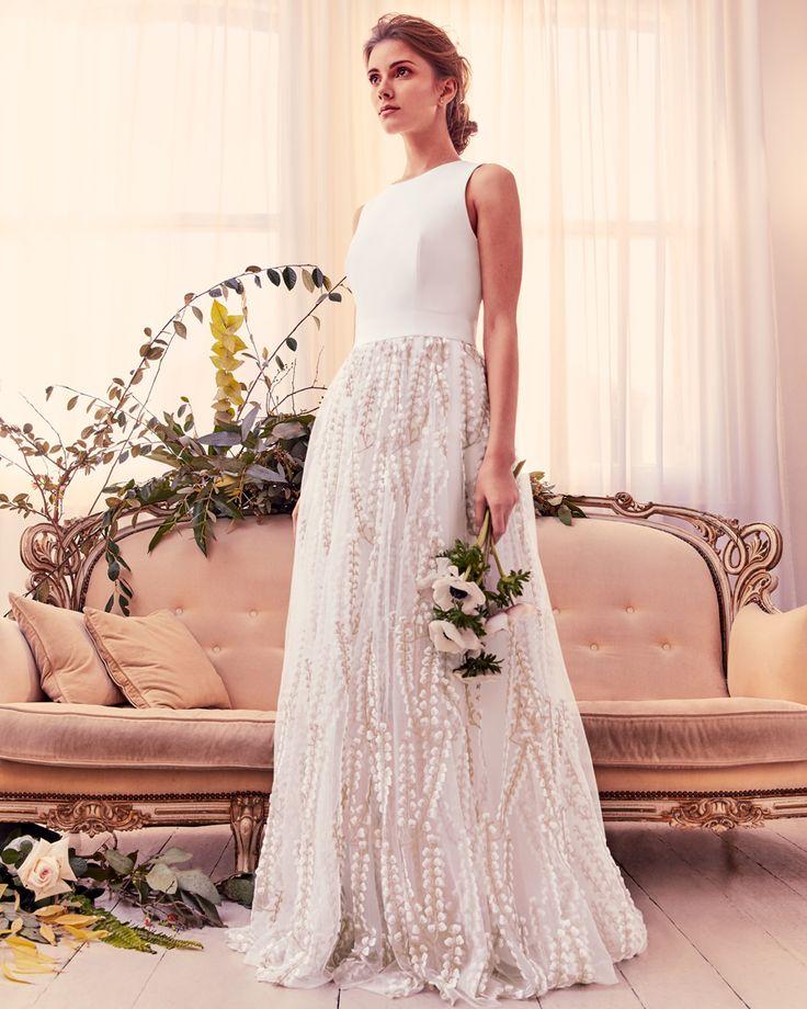 HERE SHE COMES: Make an elegant entrance in SILVYA