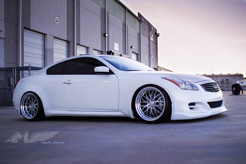 Infiniti....next best thing to a BMW!