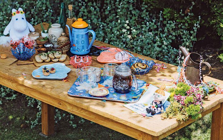 Moomin picnic