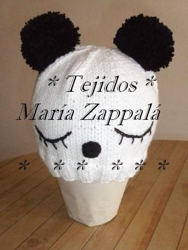 TEJIDOS  MARÍA ZAPPALÁ                 PEDIDOS Y CONSULTAS : www.facebook.com/maryzappala