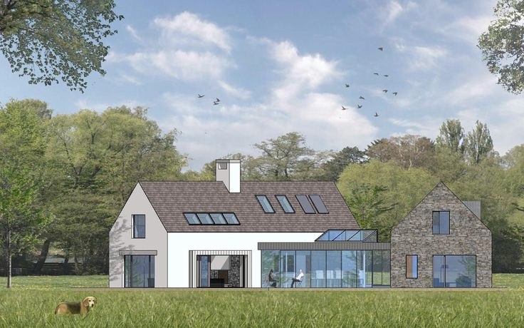 268 Best Irish Uk Rural House Designs Images On
