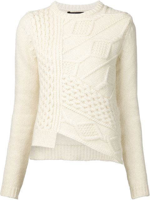 Belstaff 'kenzie' Sweater - Ruth Shaw - Farfetch.com