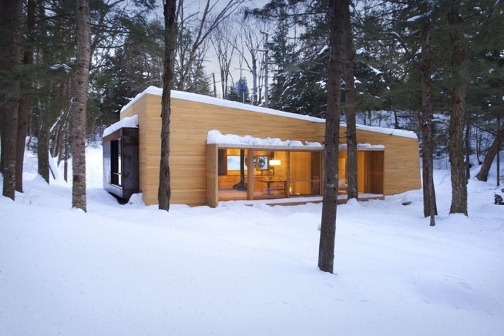 La Luge by YH2 Architecture: Residential Architecture, Yiacouvaki Hamelin, Hamelin Architects, Yh2 Architecture, Forests House, Country House, Winter Cabins, Interiors Design, La Luge