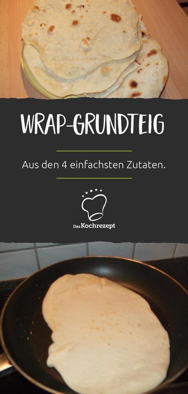 Wrap Dough – Food – #food #verpackter Teig   – Essen