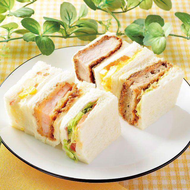 「バラエティBOX」が新発売です(^^)いろいろなサンドイッチが入っていて楽しいです♪  http://lawson.eng.mg/a28b1