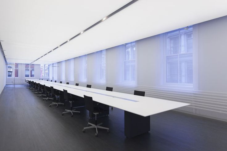 white stretched ceiling system - Google Search