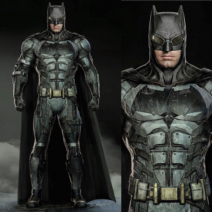 bat suit design