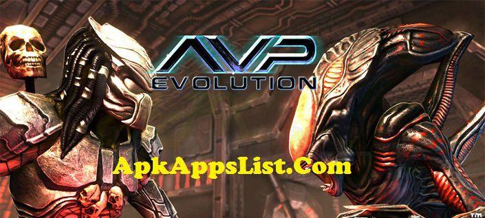 AVP Evolution Apk Mod + Data incl Hack Full Free Download