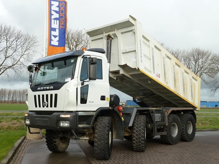 For sale: Used and second hand - Tipper IVECO ASTRA 8652 8X6