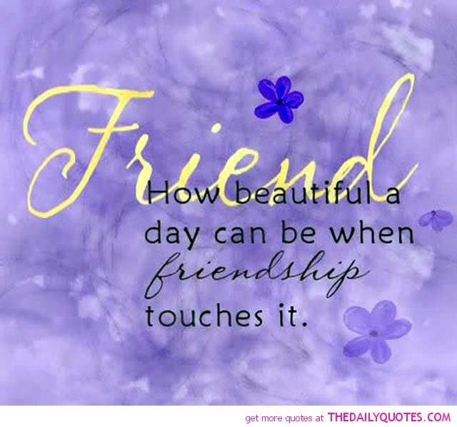 #Friendship #Quote